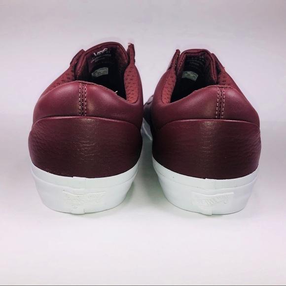 VANS Old Skool Stitch & Turn Leather Andorra Shoes